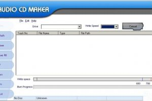 OSS Audio CD Maker-3